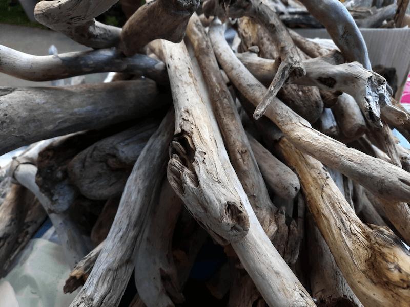 流木のアク抜き方法-下処理方法-重曹水浸処理-煮沸処理-天日干し-白カビ対策-爬虫類-アクアリウム-インテリア
