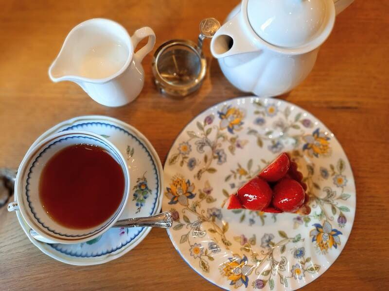 滋賀県-彦根市-カフェ-cafe-珈琲-コーヒーcoffee-cantata-メニュー-紅茶-スイーツ