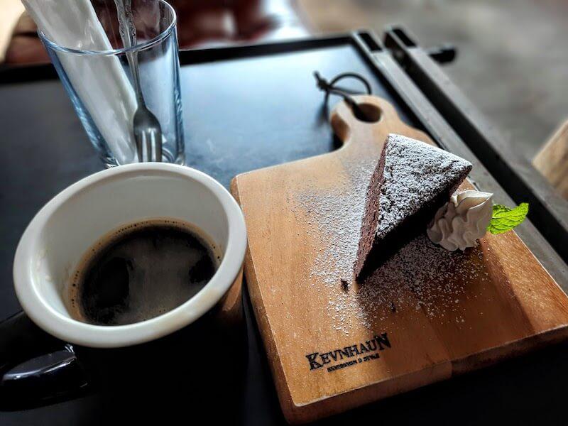 滋賀県-長浜市-小堀町-linkcafe-リンクカフェ-メニュー-menu-アメリカーノ-ガトーショコラ