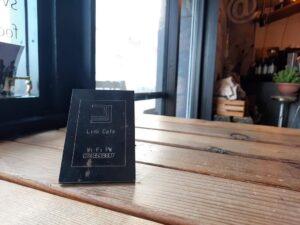 滋賀県-長浜市-小堀町-linkcafe-リンクカフェ-店内-WiFi-パスワード