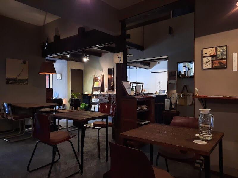 滋賀県-近江八幡市-為心町-滋賀カフェ-江湖庵-koukoan-内装