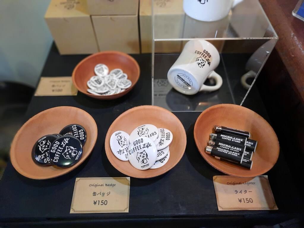 滋賀県-彦根市-古沢町-カフェ-cafe-micro-lady-マイクロレディーコーヒースタンド-珈琲-コーヒーcoffee-グッズ販売