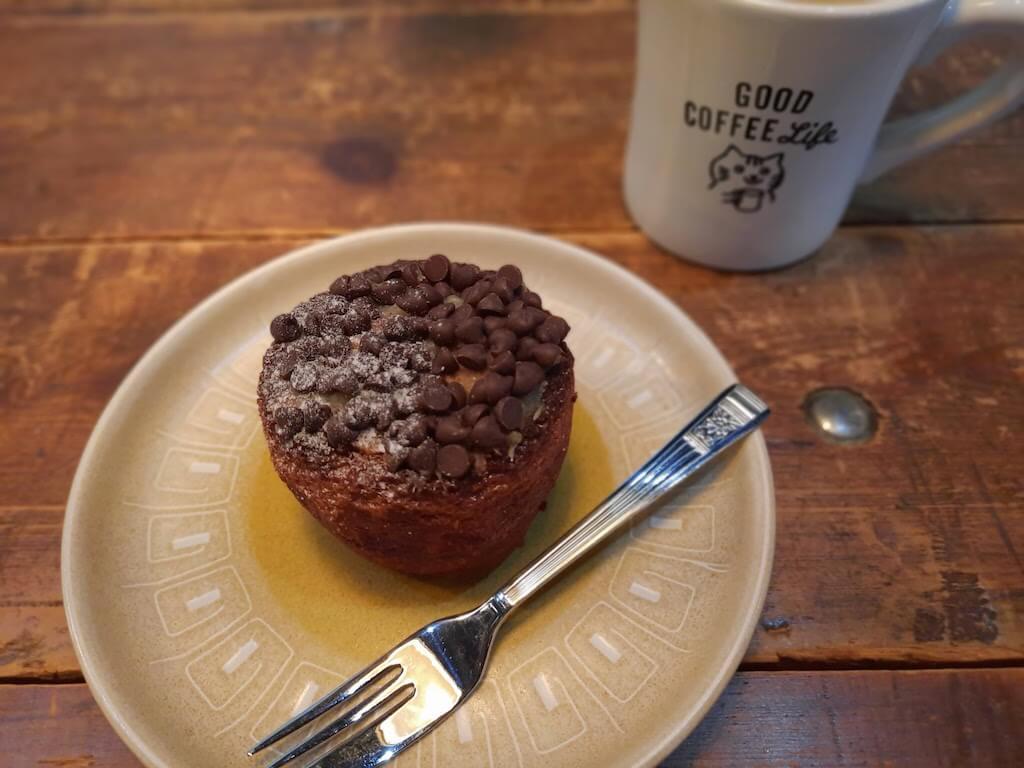 滋賀県-彦根市-古沢町-カフェ-cafe-micro-lady-マイクロレディーコーヒースタンド-珈琲-コーヒーcoffee-チョコバナナ